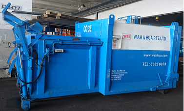 w&h compactor